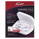 Kiss Rechargeable Power Nail File