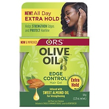 Organic Root Stimulator Olive Oil Edge Control Hair Gel