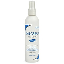 Free & Clear Styling and Finishing Hair Spray