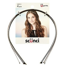 Scunci Effortless Beauty Headbands Gold