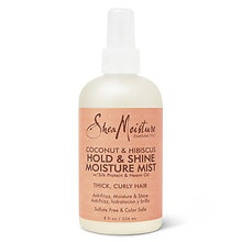 Organic Hold & Shine Hair Moisture Mist