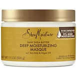Shea Moisture Organic Raw Shea Butter Deep Treatment Hair Masque