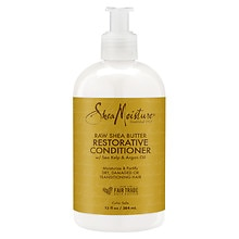 Organic Raw Shea Butter Restorative Conditioner