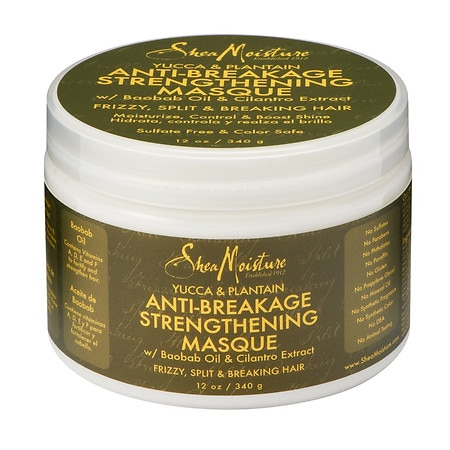 SheaMoisture Yucca & Plantain Anti-Breakage Strengthening Masque