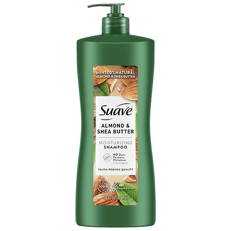 Suave Professionals Shampoo Almond and Shea Butter