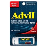 Advil Pain Reliever/Fever Reducer Coated Tablets