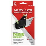 Mueller Sport Care Sport Care Thumb Stabilizer Black One Size Black