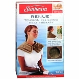 Sunbeam Renue Tension Relieving Heat Therapy Wrap