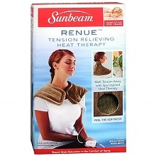 Renue Tension Relieving Heat Therapy Wrap