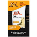 Tiger Balm Neck & Shoulder Rub Pain Relieving Cream