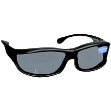 Solar Shield Fits Over Plastic Sunglasses Large