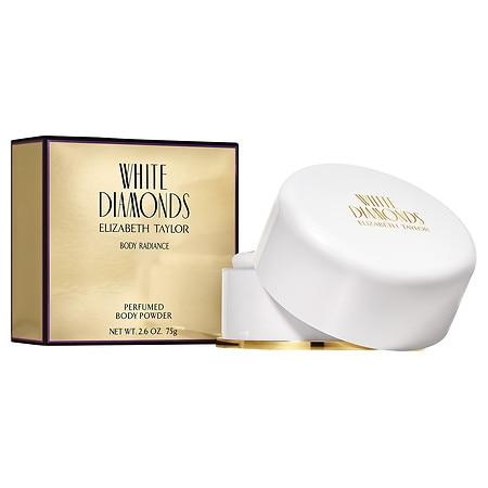 Arden Beauty by Elizabeth Arden White Shoulders Body Radiance Perfumed Body Powder
