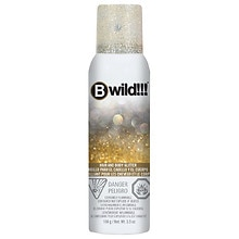 B Wild Hair & Body Glitter Spray