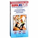 Water Jel Burn Jel Plus External Analgesic Gel