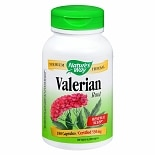 Nature's Way Valerian Root 530 mg Capsules
