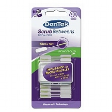 Scrub Betweens Dental Picks
