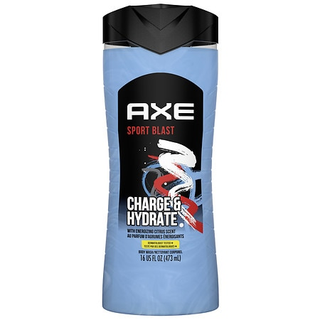 AXE 2-in-1 Body Wash & Shampoo Sport Blast