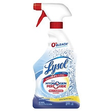 Lysol Power & Free Multi-Purpose Cleaner Citrus Sparkle Zest