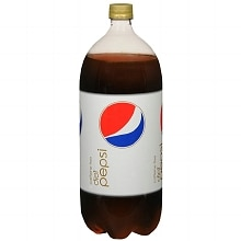Diet Pepsi Soda Caffeine Free 2 Liter Bottle