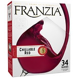 Franzia House Wine Favorites Chillable Red Table Wine 5 L Box