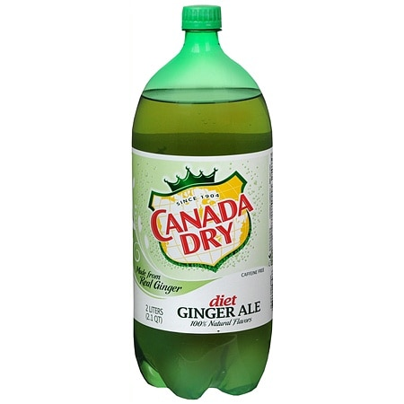 Canada Dry Diet Soda Ginger Ale