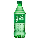 Sprite Soda 20 oz Bottle Lemon Lime