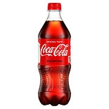 Coca-Cola Classic 20 oz Bottle 20 oz. Bottle