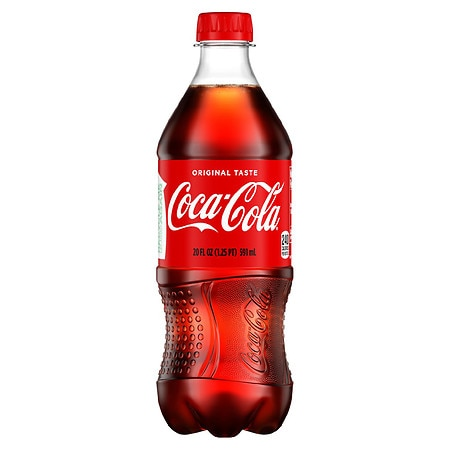 Coca-Cola Classic 20 oz. Bottle