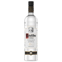 Vodka 750 mL Bottle
