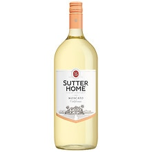 Sutter Home Moscato Wine 1.5 L Bottle