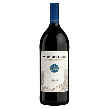 Robert Mondavi Woodbridge California Merlot Wine 2010