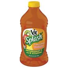 V8 Splash Juice Beverage Tropical Blend