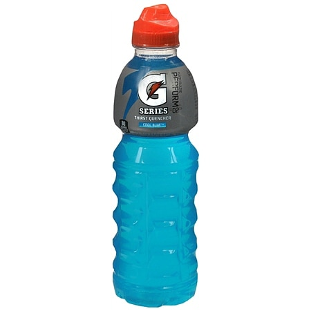 Gatorade G Series Perform Thirst Quencher Beverage Cool Blue