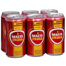 Malt Beverage 6 Pack Cans