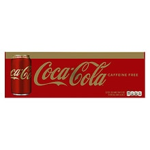 Coca-Cola Soda 12 Pack 12 oz Cans Cola,12 Pack 12 oz Cans