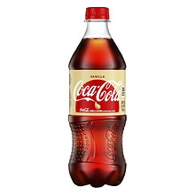 Coca-Cola Soda 20 oz Bottle