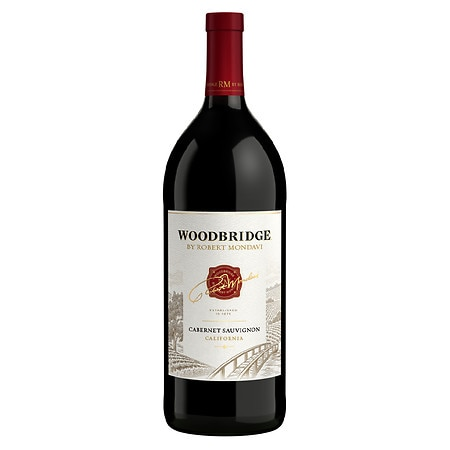 Robert Mondavi Woodbridge California Cabernet Sauvignon Wine 2010