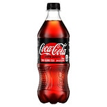 Coke Zero Soda 20 oz Bottle
