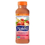 Naked 100% Juice Smoothie