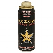 ROCKSTAR Energy Drink Triple Strength, Triple Size
