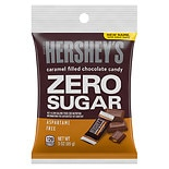 Hershey's Caramel Filled Chocolates Sugar Free
