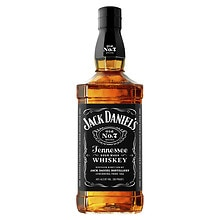 Jack Daniel's Old No. 7 Tennessee Sour Mash Whiskey 750 mL Bottle