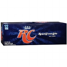 RC Cola Soda 12 oz Cans