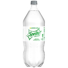 Sprite Zero Soda Lemon-Lime,2 Liter Bottle