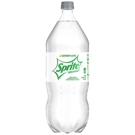 Sprite Zero Soda Lemon Lime