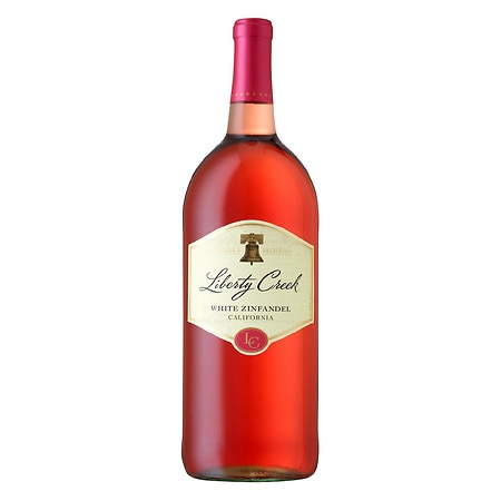 Liberty Creek California White Zinfandel Wine