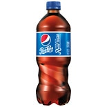 Pepsi Throwback Soda 20 oz Bottle