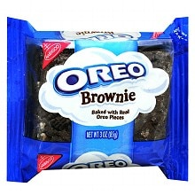 Nabisco Oreo Brownie
