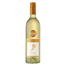 Barefoot California Riesling Wine 750 mL Bottle