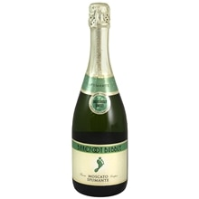 Barefoot Bubbly Spumante Sparkling Wine 750 mL Bottle